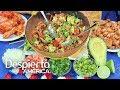 Receta de ensalada de chicharrón, botana fresca y muy mexicana