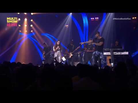 Santinha - Leo Santana e Anitta no música boa ao vivo