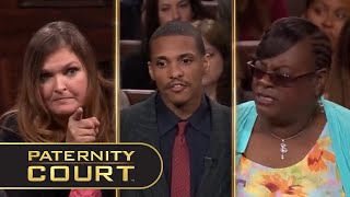 Biracial Couple Forced To Keep Relationship A Secret (Full Episode)   Paternity Court