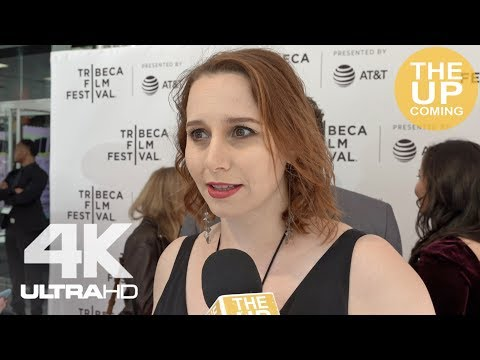 Mali Elfman interview at The Party Is Just Beginning premiere – Tribeca Film Festival 2018