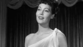 One Touch of Venus (1948) clip - Ava Gardner's Venus statue comes to life!