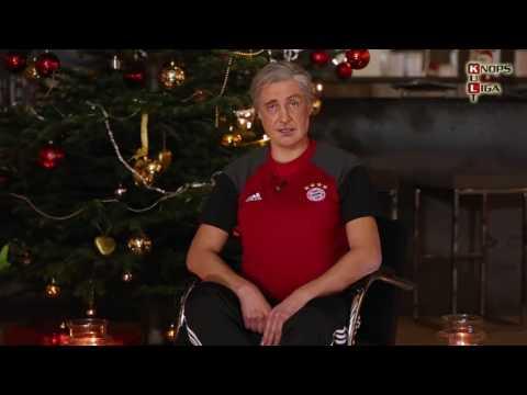 Bayern-Trainer Carlo Ancelotti zeigt seine Familie