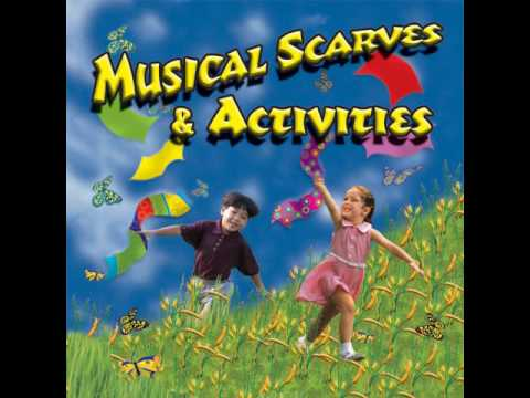 Musical Scarves Activities CD
