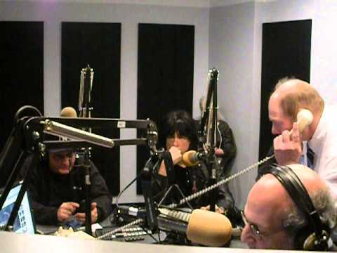MARKY RAMONE INTERVIEW PT 7 WPAT NYC T.SMITH B.OBRIEN J.PETRECCA 2013