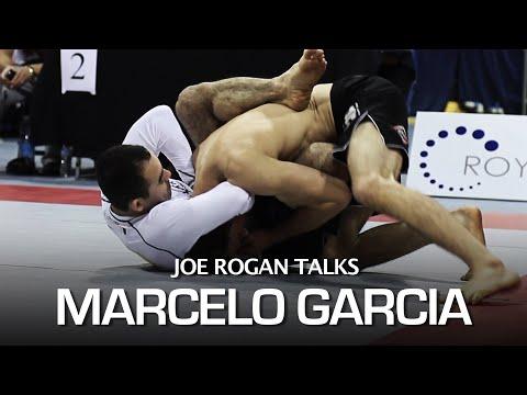 Joe Rogan On Marcelo Garcia - BJJ Highlight Video