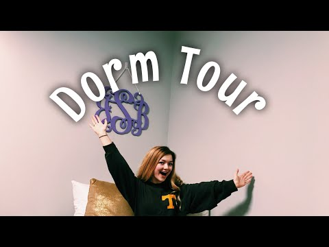 Magnolia Hall Dorm Tour || University Of Tennessee Knoxville