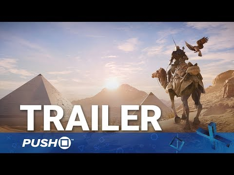Assassin's Creed Origins PS4 Cinematic (CGI) Trailer | PlayStation 4 | Gamescom 2017