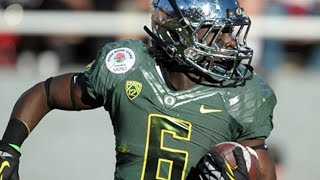 He could've had 600 YARDS in 1 GAME🔥 De'Anthony Thomas was on a DIFFERENT LEVEL
