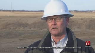 Oklahoma Conservation Commission Works To Reclaim Abandoned Coal Mines