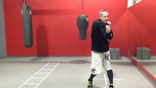 Школа бокса (упражнения для начинающих)