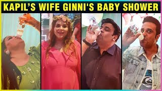 Krushna, Bharti, Kiku Funny MOMENTS At Kapil Sharma's Wife Ginni's Baby Shower