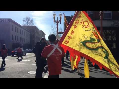 Lunar New Year Dragon Dance & Parade in Portland
