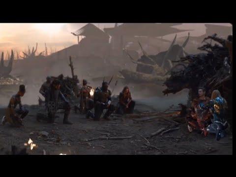 Удалённая сцена со смертью Тони Старка. Мстители: финал