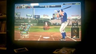 MLB 13 The Show Red Sox vs Texas Rangers