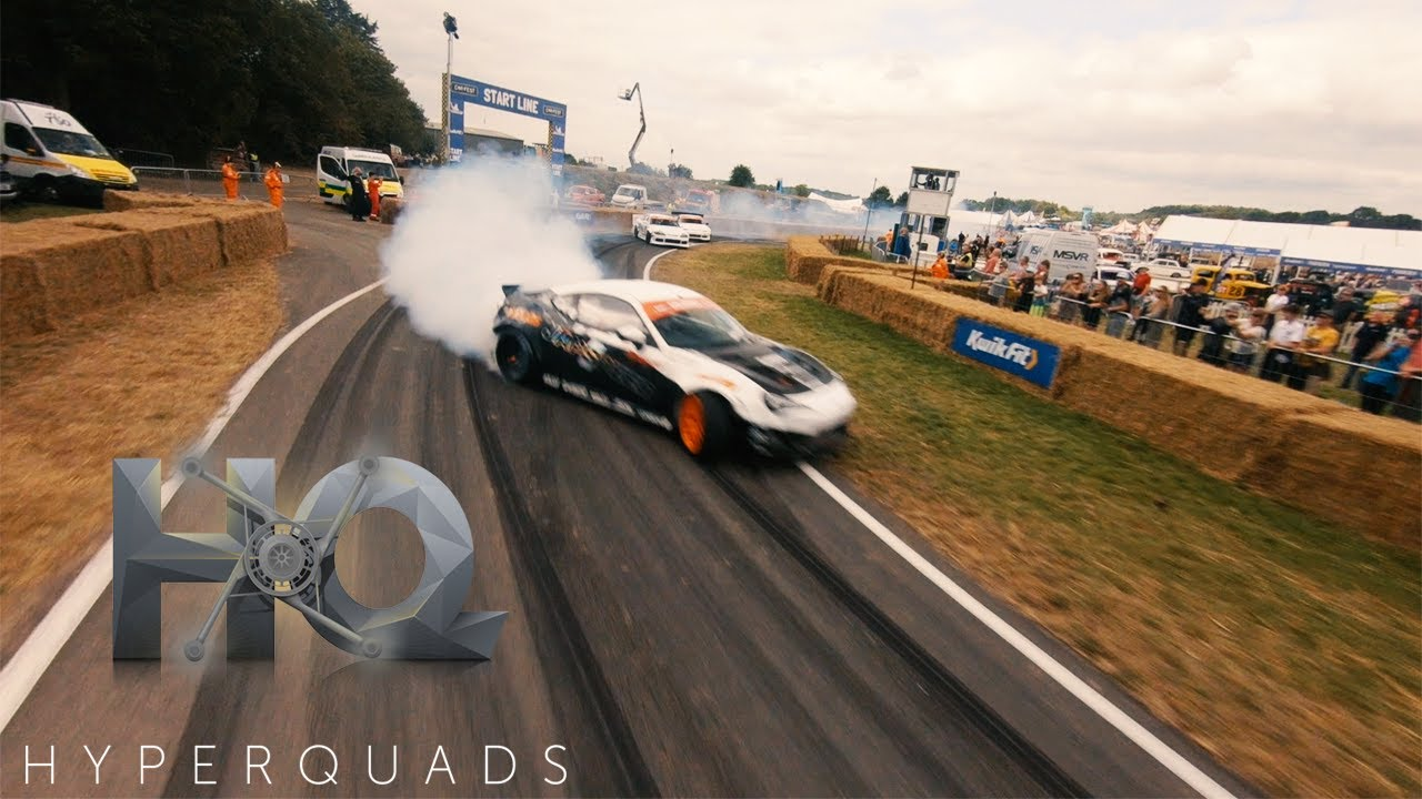 CarFest South - JapSpeed Drift Team | FPV Hypercine #Shorts