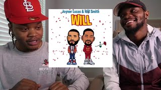WILL BODIED THIS! | Joyner Lucas & Will Smith - Will (Remix) - REACTION