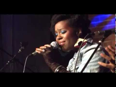 Lo Carter covers Anita Baker, Giving You the Best that I Got
