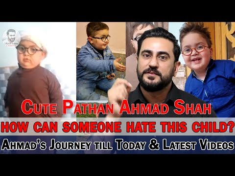 Play How can someone hate this child? | Cute Pathan Ahmad Shah Journey | Latest Videos