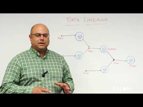 Zaloni Zip: Data Lineage