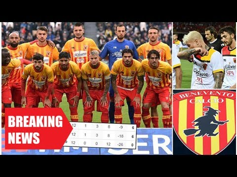 Breaking News-Benevento are on the verge of breaking the record of five unwanted 87