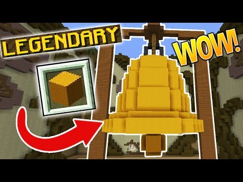 DOUBLE LEGENDARY!! (Minecraft Build Battle)
