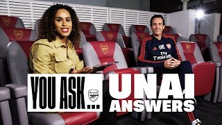 In conversation with Unai Emery | In-depth interview: Arsenal Nation special