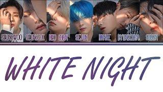 [Color Coded Lyrics] VICTON 빅톤 - White Night (Han/Rom/Eng)