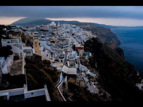 Greece Winter -Part 3 [ Santorini ]
