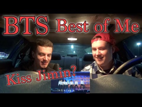 BTS(방탄소년단) - Best Of Me 4th Muster (LIVE) Reaction [Kiss Jimin?]