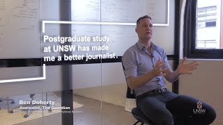 UNSW Postgraduate Law - Ben Doherty