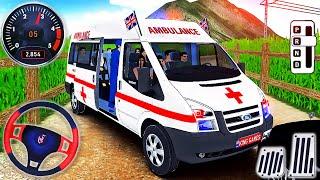 Ambulans Van Ford Transit Driving - Minibus Simulator Vietnam - Android GamePlay