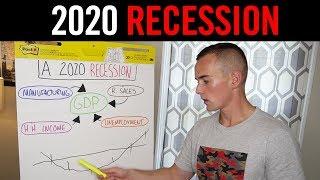 2020 RECESSION: Could This Cause The Next Market Crash?