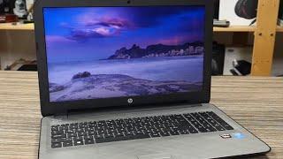 HP 15AC108NT : Hızlı Bakış
