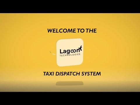Taxi Dispatch System | Lagoon Technologies