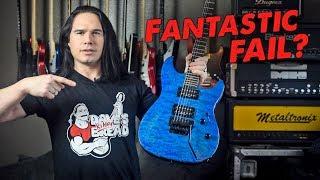 Best Failed Guitar Brand Ever? - Laguna - Demo / Review