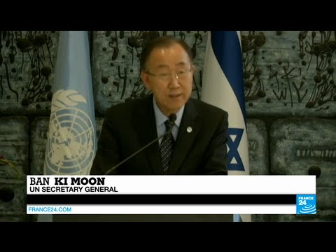 Israel/Palestine: Ban Ki-moon visits region amid wave of violence and attacks