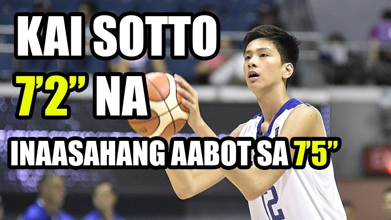 Kai Sotto Stands Tall In Taking Top Spot In First Week Of