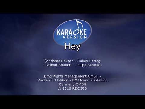 Andreas Bourani, Hey, Karaoke