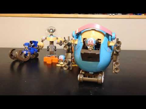 Chopper Robo Super - Build & Review Video