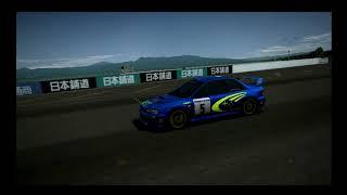 039 - SUBARU IMPREZA RALLY CAR '99 - FUJISPEEDWAY 90s - 1.42.128 - GranTurismo 4 PS2 Games