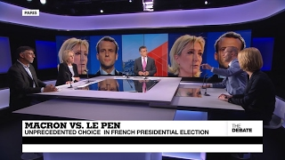 Macron vs. Le Pen: Unprecedented choice in French presidential election (part 2)