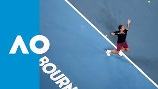 How he did it: every set point from Roger Federer vs John Millman | Australian Open 2020