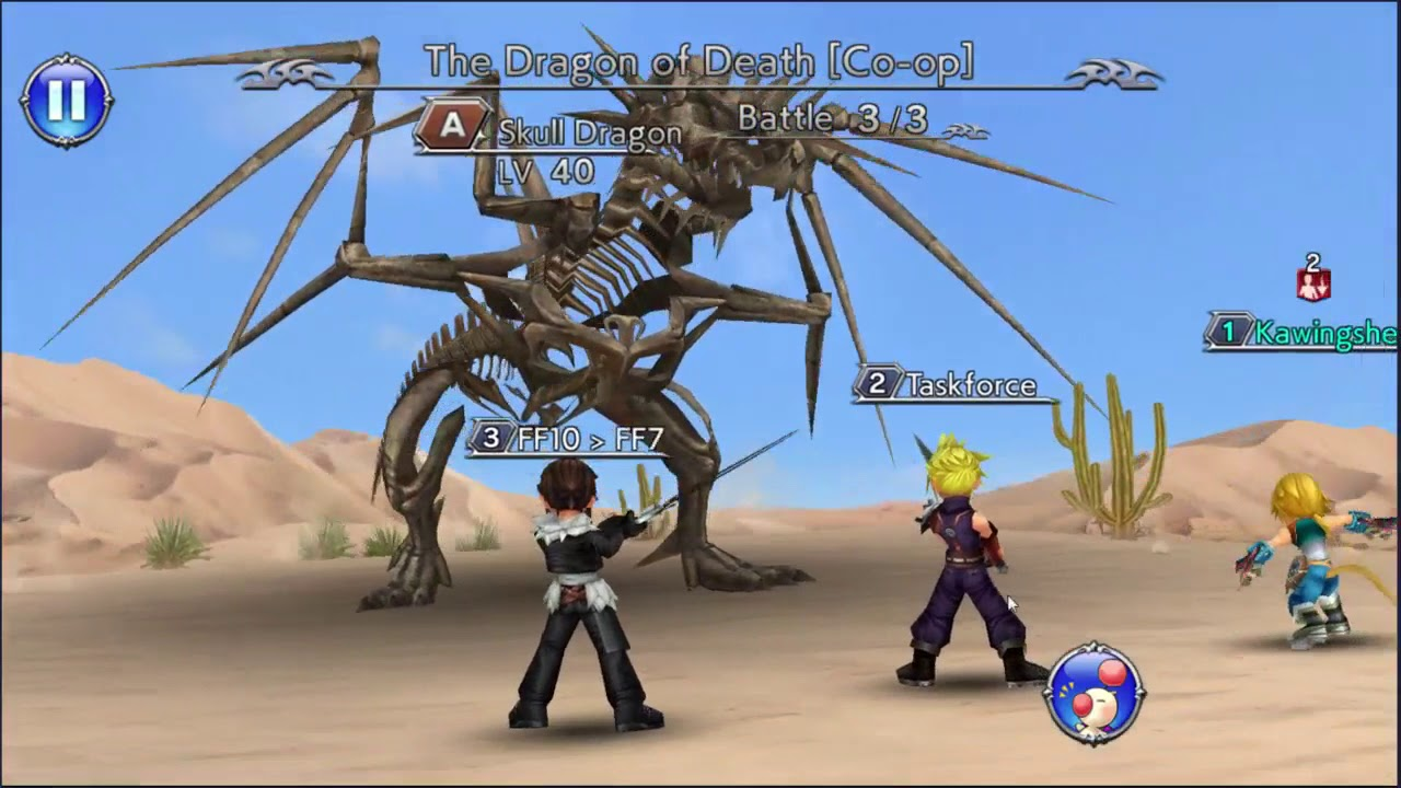 Best Dissidia Final Fantasy Opera Omnia Guide Top Tips And