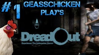 Let's Play Dread Out: A Pregnant Ghost with a Side of Cat!! Part 1