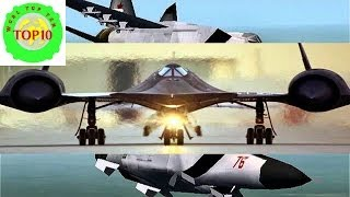 Top 10 Fastest Aircraft in the World 2014
