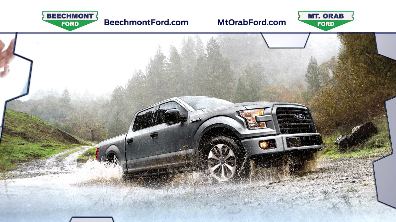 Get the ford f 150 for 199 month at beechmont ford
