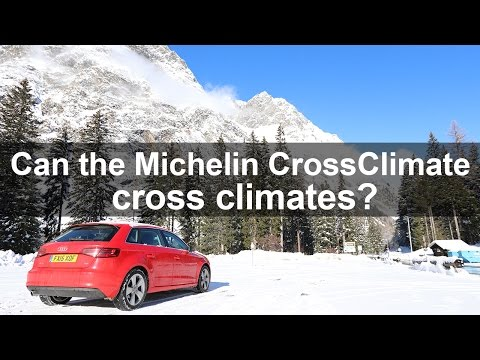 Does the Michelin CrossClimate work in ALL weathers?