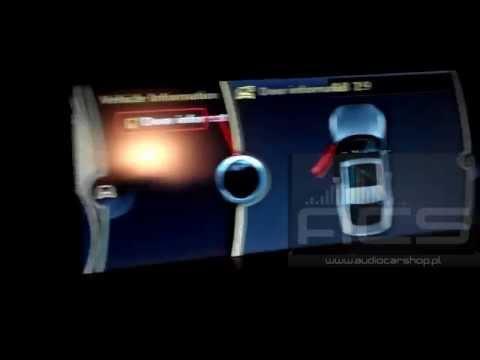 Radio dedykowane BMW X1 E84 od 2009r.  ACS-8219 www.audiocarshop.pl