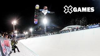 X Highlights: Women's Snowboard SuperPipe | X Games Aspen 2017