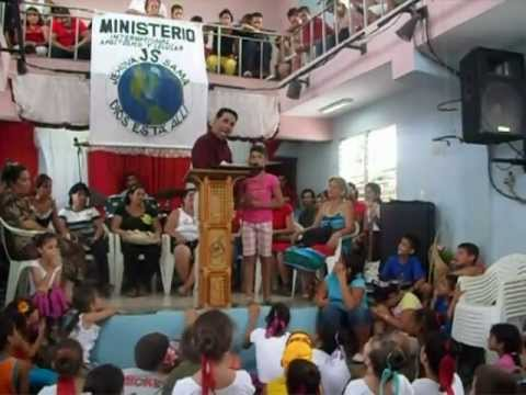 Ministerio Internacional Apostólico y Celular Jehová Sama (San José de las Lajas, Cuba)
